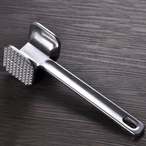 Aluminum Meat Hammer Tenderizer