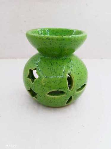 Ceramic candal burner 3.