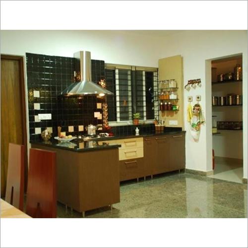 Open Modular Kitchen