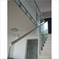 Steel Glass Railing