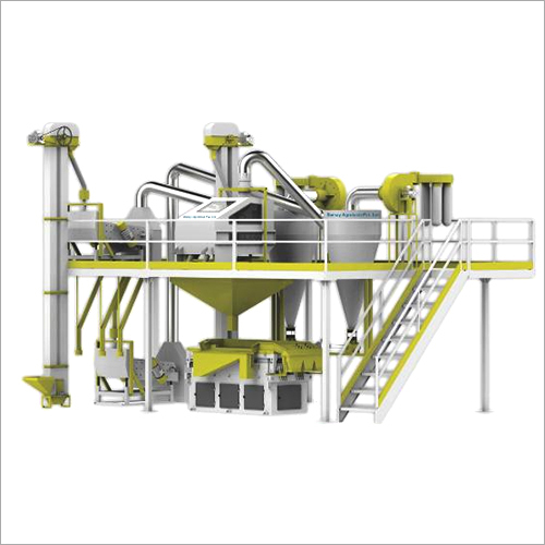Multipurpose Vibro Grain Cleaning Plant