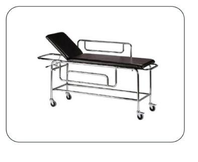Stretcher Trolley MS Pipe