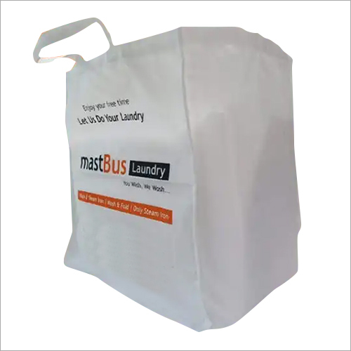 Cotton Delivery Bag for Laundry Services
