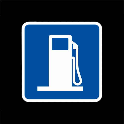 Petrol Pump Sign Board