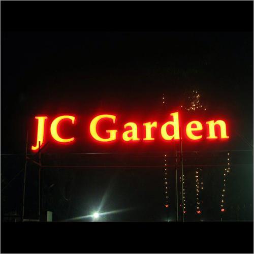 LED Letter Signage