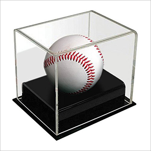 Acrylic Ball Display Case
