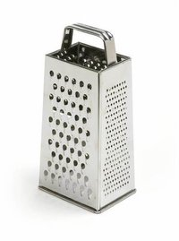 4 Sided SS Grater Box