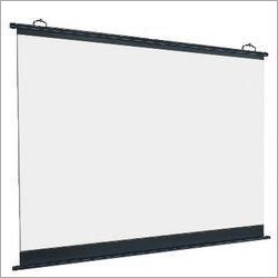 Map Type Projector Screen