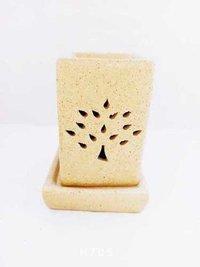 Square shape burner