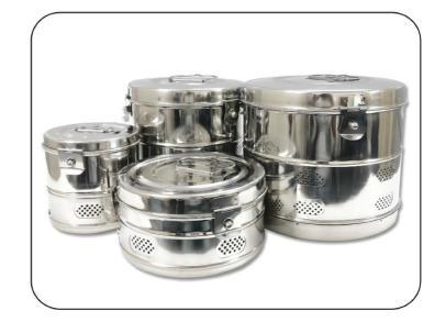 Dressing Drums - Stainless Steel