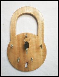 Handmade Wooden Key Holder