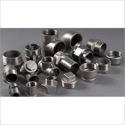 Round Threaded Pipe Fittings