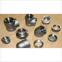 SS Socket Forged Fittings