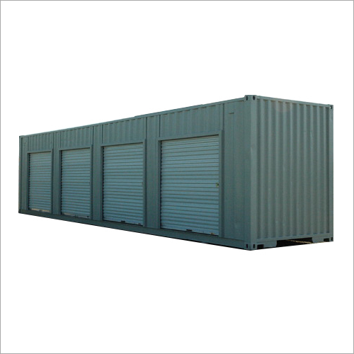 40 Ft High Storage and Shipping Container