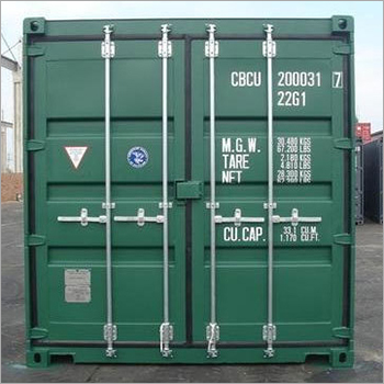20 ft Storage Used Container