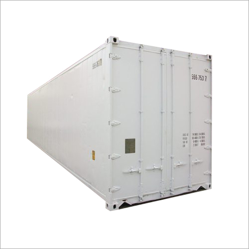 Modular Refrigerated Container