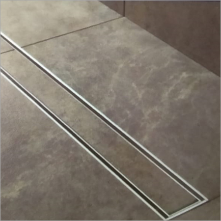 Shower Drain Channel