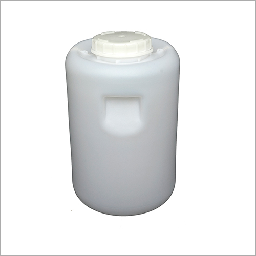 20 Ltr Wide Mouth Round Plastic Drum