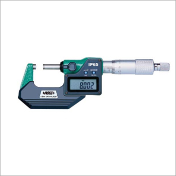 Digital Outside Micrometers With Data Output