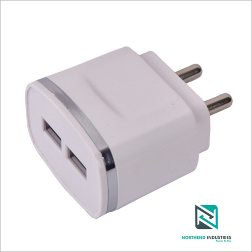 2 Amp Dual USB Port Mobile Charger