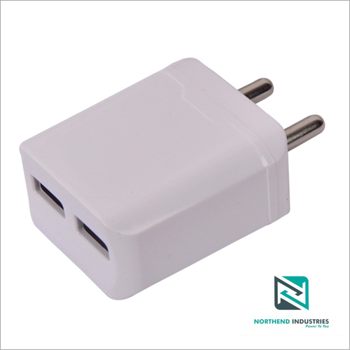 5v 2 Amp Dual USB Port Electric Mobile Charger