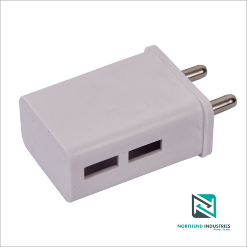 Dual USB Port Mobile Charger