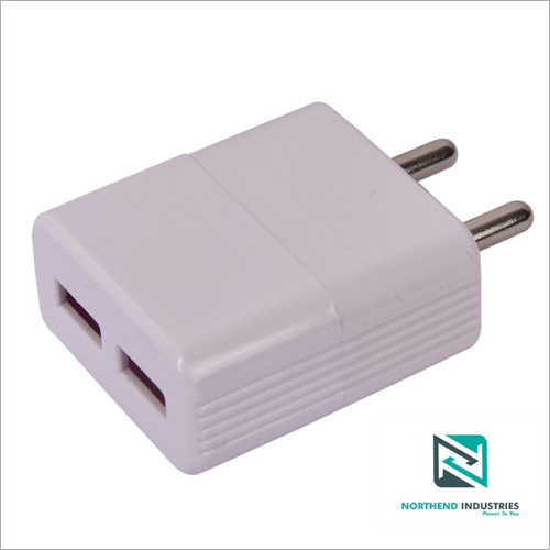 5v 2.4 Amp Dual USB Port Mobile Fast Charger