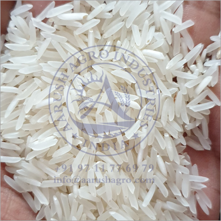 Sharbati Raw Rice