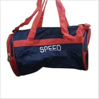Canvas Gym Duffle Bag