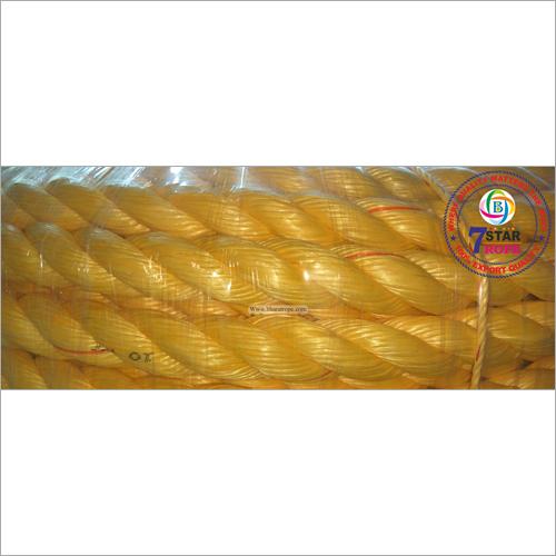 Yellow PP Rope
