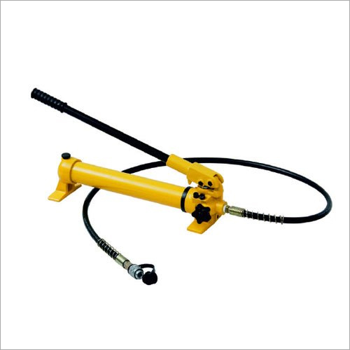 Single Stage Hydraulic Hand Pump