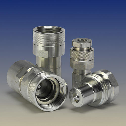 SS High Pressure Coupling