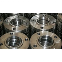 Stainless Steel Round Flanges