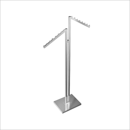 2 Way Hanger Display Stand