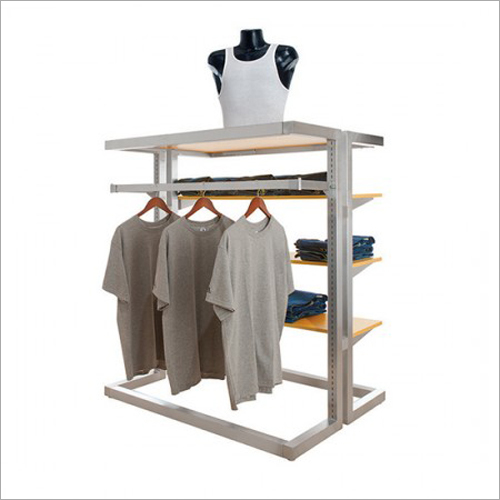 Gondola Frame Clothing Display Rack