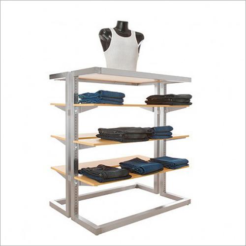 Gondola Retail Clothing Display Rack