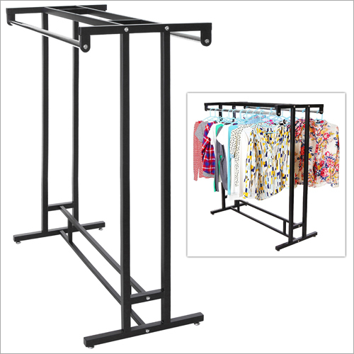 Garment Hangers and Rack