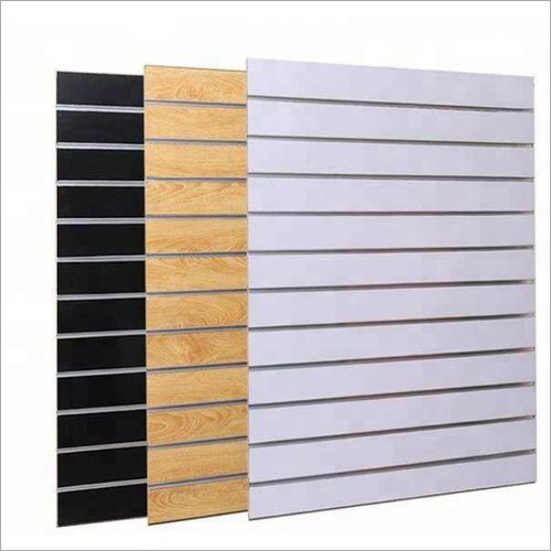 Aluminum Slatwall Display Board