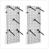Wall Mounted Gridwall Panel