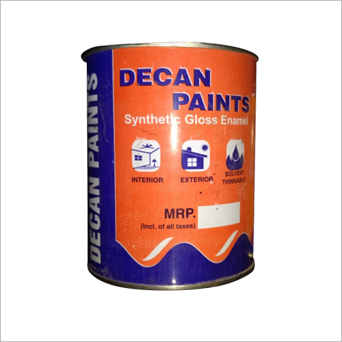 High Gloss Enamel Paint