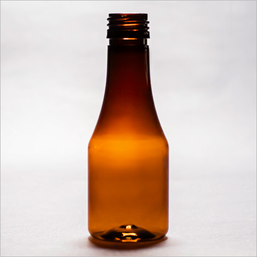 100 ml Amber Brute Pharmaceutical Syrup Bottle