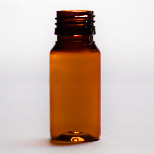 30 ml Amber Round Pharmaceutical Bottle