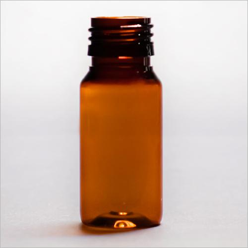 30 ml Amber Round Pharmaceutical Bottle