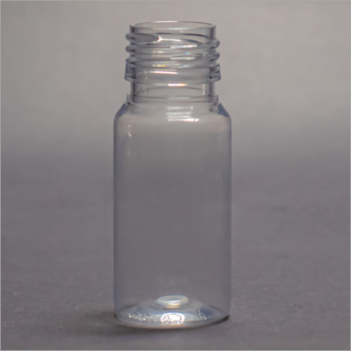 30 ml Clear Round Pharmaceutical PET Bottle