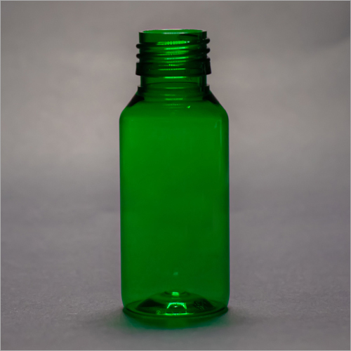 60 ml Greem Round Pharmaceutical Bottle