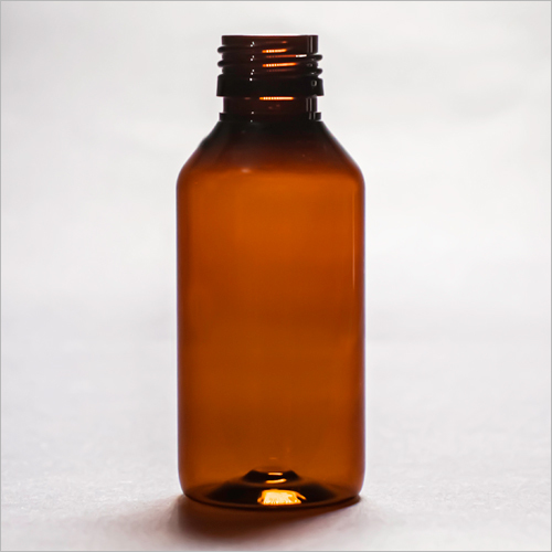 100 ml Amber Round Pharmaceutical Bottle
