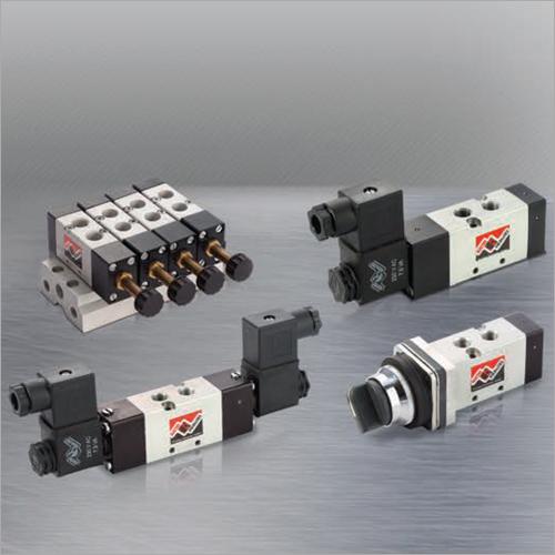Compact Series Pneumatic Valve
