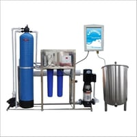 250 LPH RO Plant with H2O Sterilizer