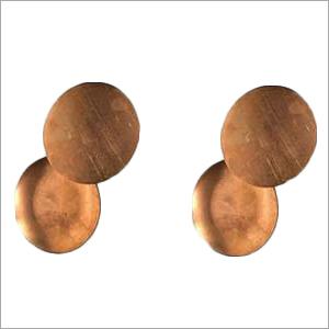 90-10  Cupro Nickel Circle