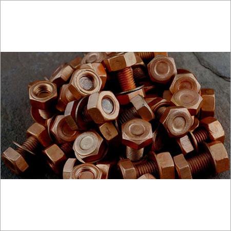 90-10 Cupro Nickel Fasteners